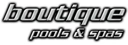 Boutique Pools And Spas Logo