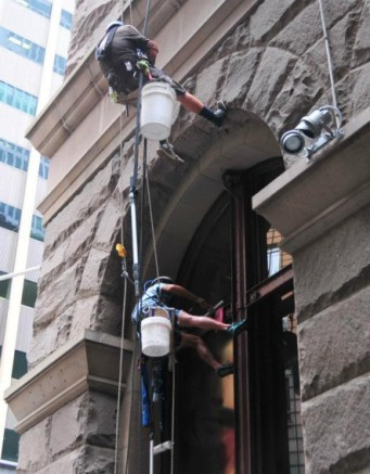 Abseilers Sydney High Rise Window Cleaning Amp Painting