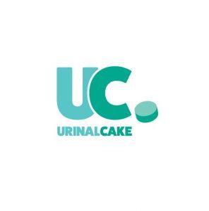Urinal Cake Logo